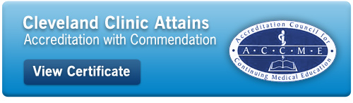 Cleveland Clinic Attains Accreditation with Commendation