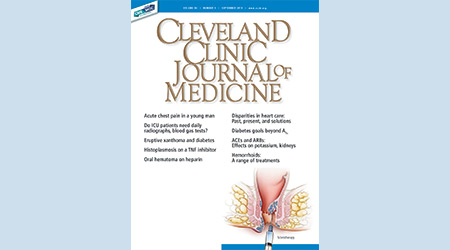 Cleveland Clinic - Journal CME